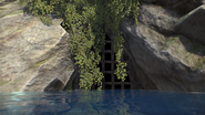 Shimmerene Waterworks Exterior Gate