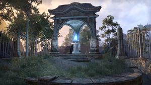 Дорожное святилище Тель Моры