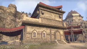Здание в доках Сентинеля 1