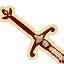 Иконка Серебряная клеймора (Oblivion)