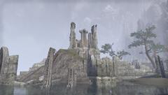 Руины Эроки