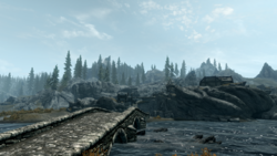 Хьялмарк — Теснина Грабителя