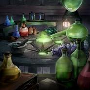 Alchemy card art