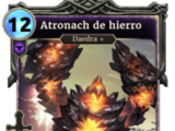 Atronach de hierro (Legends)
