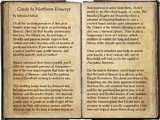 Guide to Northern Elsweyr
