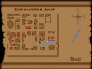 Karnwasten Moor full map