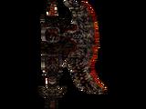 Daedric War Axe (Oblivion)