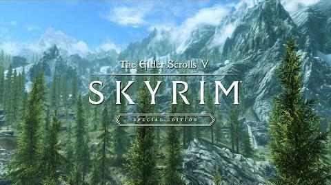 CuBaN VeRcEttI/Ya podemos disfrutar de The Elder Scrolls V: Skyrim Special Edition