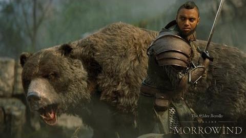 Tráiler de presentación de The Elder Scrolls Online Morrowind
