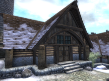 Здание в Бруме (Oblivion) 9