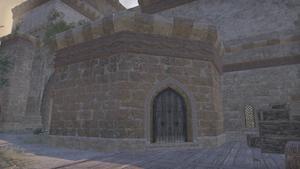 Здание в Причале Абы 4