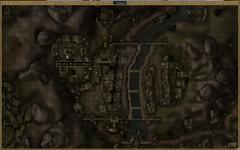 Поместье Нерано. Карта