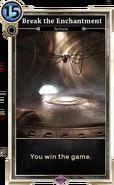 Break the Enchantment Card (DWD)