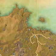 Fan of False-Face Map
