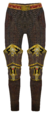 Imperial Dragon Greaves Female