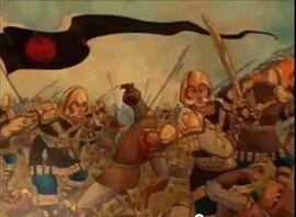 Le Corone affrontano la Legione