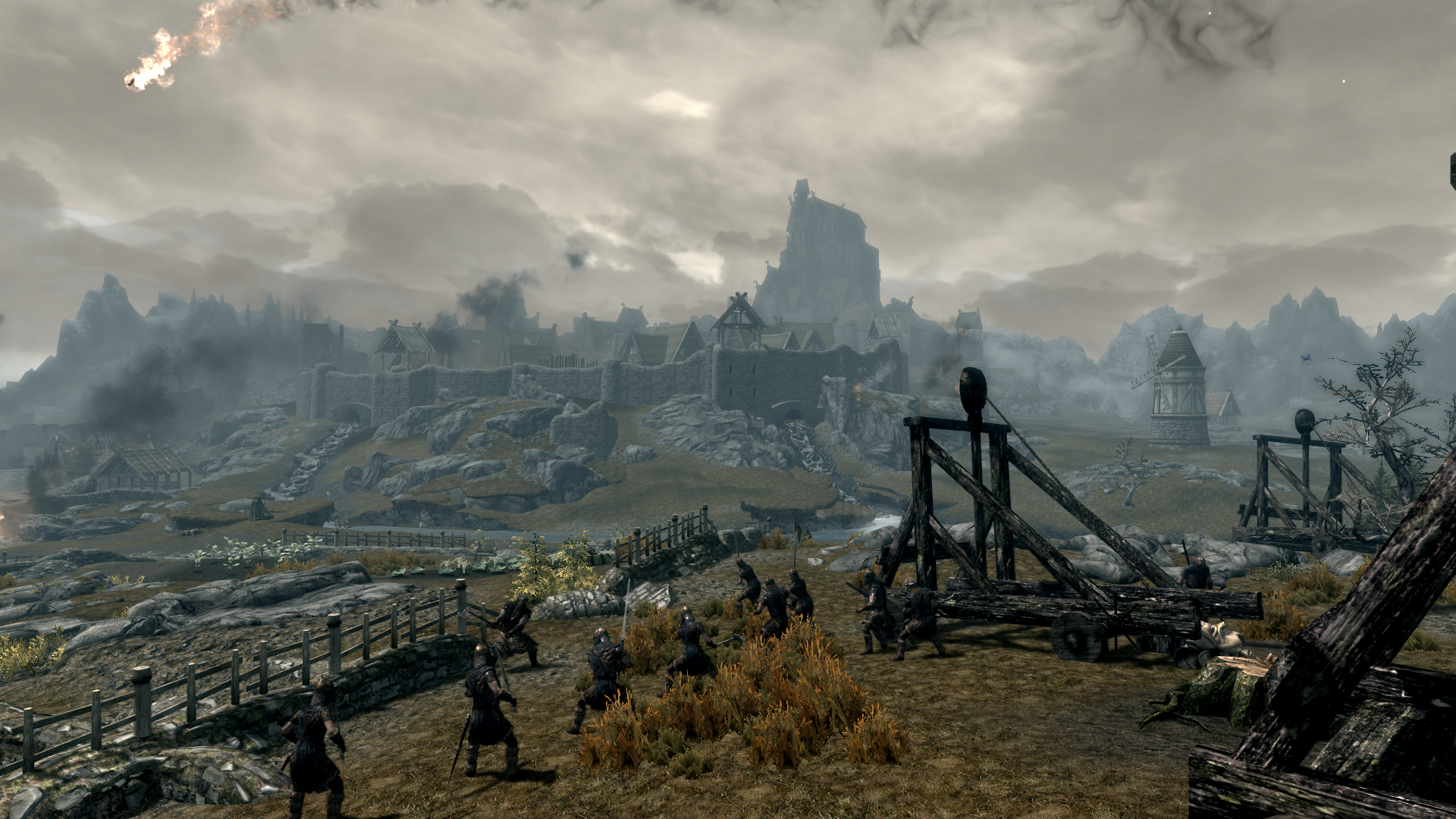 Battle for Whiterun (Stormcloaks) | Elder Scrolls | Fandom