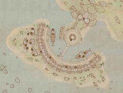 Имперская торговая компания. Карта