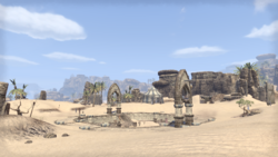 Лагерь ополчения Солеходов