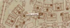 Молот и клещи - карта