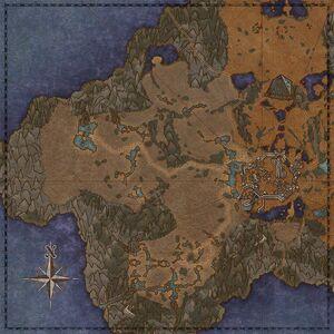 Спрятанная равнина (карта)