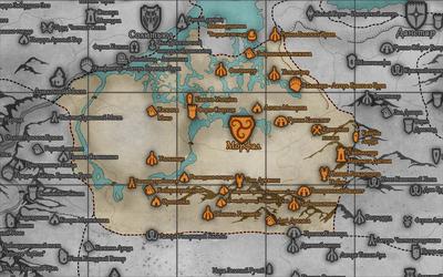 Хьялмарк (карта)