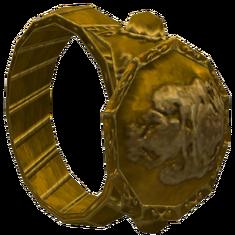 Oblivion ring azaniblackheart