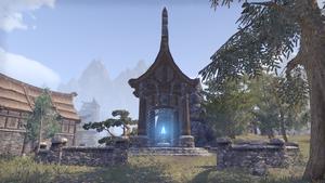 Дорожное святилище форта Амол