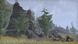 Руины Скиния