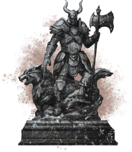 Статуя норда (Концепт-арт)
