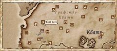 Форт Сатч (Карта)
