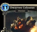 Dwarven Colossus