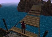 Redguard - Retrieve N'Gasta's Amulet - Sixth Bridge