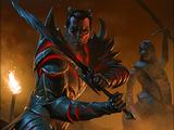 Reive, mistrz miecza