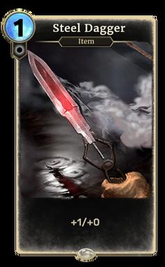 Steel Dagger (Legends)