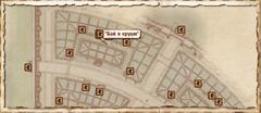 Бей и круши. Карта