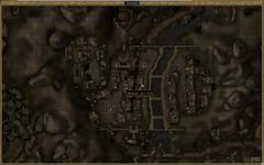 Дом Вори. Карта
