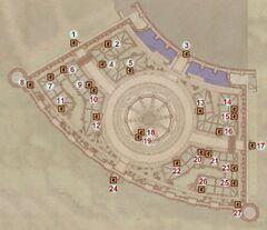 Карта Храмового района
