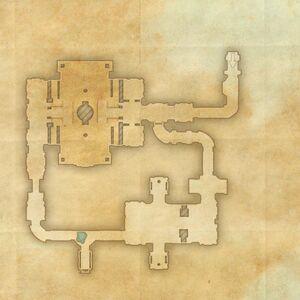 Руины Эрокии (план)