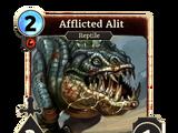 Afflicted Alit
