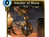 Amulet of Mara (Legends)