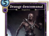 Draugr descomunal (Legends)
