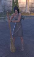 Mirabelle Motierre Handmaid