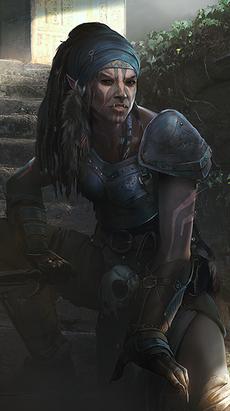 Orc avatar 1 (Legends)