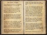 The Ooze: A Fable