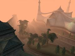 Внутренний двор Храма 1