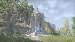 Дорожное святилище перевала Пристанища Короля