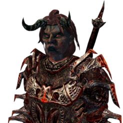 Дремора-валкиназ (Oblivion)