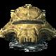 Костяной шлем