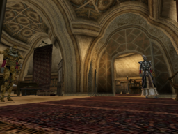 Ald'ruhn, Morvayn Quarters Interior Morrowind